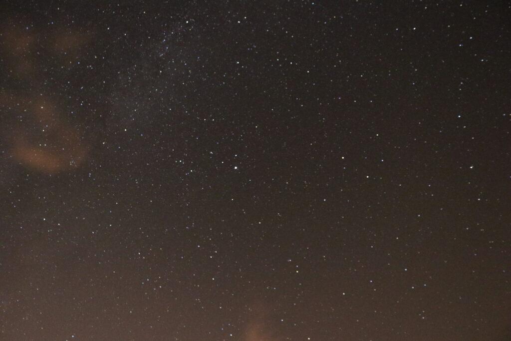 Sternen ohne Horizont